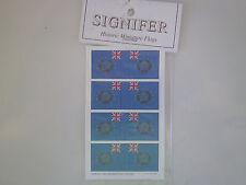15mm Signifer Historic Flags Napoleonic KGL Regimental Colors