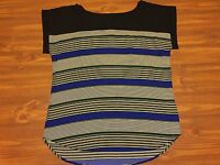 fba0e37b3f4 Kmart Womens Plus Size 1X 42 SKY BLUE Lightweight Polyester Vintage ...