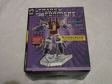 Palisades Transformers Skywarp Polystone Mini Statue SmallBluePlanet Exclusive