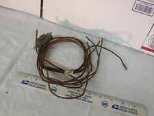 Slide switch and cable;  May be for imports.     Used.   Item:  5830