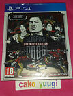 SLEEPING DOGS DEFINITIVE EDITION SONY PS4 NEUF SOUS BLISTER VERSION FRANCAISE