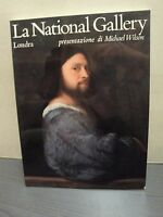 The National Gallery presentazione di Michael Wilson  Italienische Ausgabe