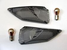 Smoked rear signals indicators Suzuki GSX R 600 and 750 L1 L2 L3 L4 L5 L6 L7