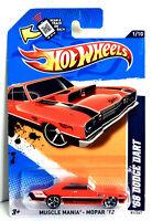 Hot Wheels 1968 Dodge Dart 426 Hemi. Rare,HTF! '12 Muscle ...