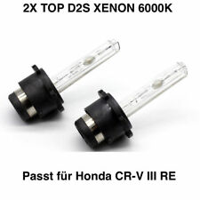 2x Neu D2S 6000K 35w Xenon Ersatz Brenner Honda CR-V III RE