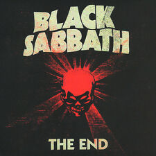 BLACK SABBATH - THE END CD+GIFT Jewel Case Ozzy Osbourne Tony Iommi Heavy Metal