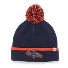 "NFL Denver Broncos '47 Brand ""Baraka"" Cuffed Knit Hat with Pom"