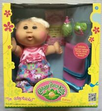 "Cabbage Patch Kids Babies Casey Sophia June 5th Full Size 12"" Doll NEW in Box"