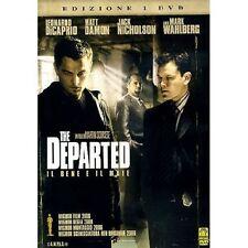 DvD THE DEPARTED - (2007) *** Il bene e il male***  ......NUOVO