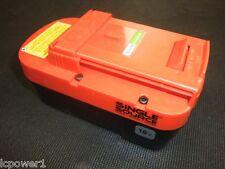 [B&D] [90554640] Black & Decker 18V Single Source Battery HPB18 FSB18