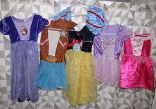DISNEY PRINCESS DRESS UP COSTUME LOT SZ 4/6 SLEEPING BEAUTY SOPHIA THE FIRST