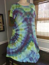 Custom Tie Dyed - New Lularoe Carly * Size 3XL