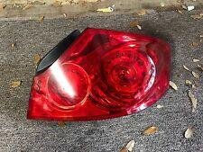 Oem Tail Light for 2007-2008 Infiniti G35 2009-2013 G37 2011-12 4dr Rh Passenger