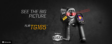 FLIR TG165 IR Spot Thermal Camera Thermometer with Thermal Image-HVAC-AUTOMOTIVE