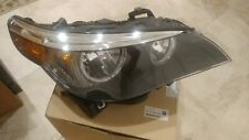 05-10 BMW 528i 535 550 5 Series Right Headlamp
