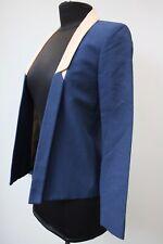 COTE Navy Nude Blazer Jacket Size EU 38 UK 8-10