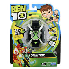 PLAYMATES TOYS BEN 10 BASIC OMNITRIX WATCH LIGHTS & SOUNDS