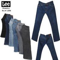 Vintage Lee Powell Slim Denim Jeans 26 in. to 44 in.
