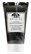 Origins CLEAR IMPROVEMENT Active Charcoal Face Mask 50ml TRAVEL SIZE Masque