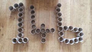 146  Empty Toilet Roll Cardboard Tubes For Art Craft School Gardening