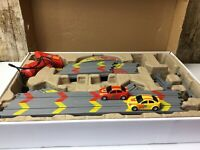 My First Scalextric - 1:64 Scale Racing Set *Missing a Car*