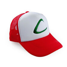 Baseball Caps Pokemon Go Pocket Monster Ash Ketchum Cosplay Trainer Hip-hop Hat