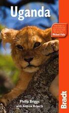 Uganda, 6th (Bradt Travel Guide Uganda)-ExLibrary