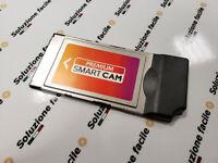 V255_PREMIUM SMART CAM WI-FI WIFI HD MEDIASET MODULO TV SKY DIGITALE TERRESTRE