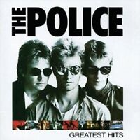 "THE POLICE ""GREATEST HITS"" CD NEU"