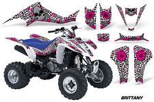 AMR Racing Suzuki LTZ 400 ATV Graphic Kit Wrap Quad Decals 2003-2008 BRITTANY W