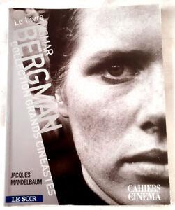 BERGMAN (4/28) - Livre Cahiers du Cinéma - Env. 95 pages