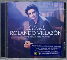 Rolando VILLAZON LA STRADA When you wish upon a star Smile Rainbow Connection CD