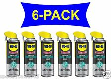 6 Pack WD-40 300240 Specialist White Lithium Grease Spray 10oz New Free Shipping