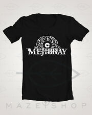 Mejibray Logo T-shirt The Gazette One ok Rock BabyMetal Scandal Dir en Grey SUG