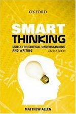 [FAST SHIPPING] Smart Thinking: Skills for Critical Understanding (P.D.F) ✔️