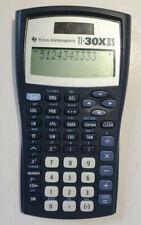 Texas Instruments TI-30X IIS Scientific Calculator Used