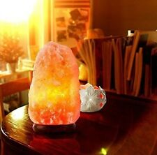 Salt Gems Natural Himalayan Salt Lamp Air Purifier Natural Shape Lamp 1-2kg