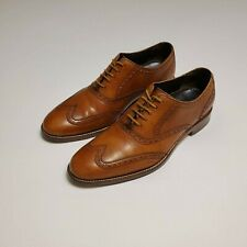 Cole Haan Air Madison Wing British Tan Oxford Men's Size 8.5