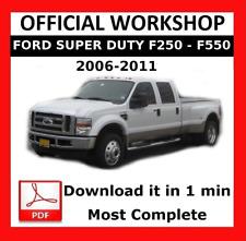 2011 f250 manual