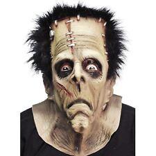 Adults Frankenstein Monster Horror Rubber Overhead Mask Halloween Film Accessory