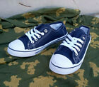 Genuine Army Russian sneakers canvas rubber shoes Size EU 37, 38, 39, 40