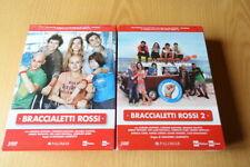 Braccialetti Rossi 1 e 2^ Stagione - 2 Cofanetti Singoli 6 Dvd + Gadget Nuovi