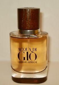 Giorgio Armani Acqua Di Gio  Absolu 1.35 oz /40 ml  Eau De Toilette for Man New