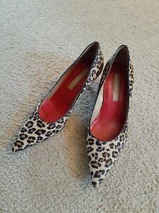 Bandolino Footwear Women/'s Cait2 Pump Natural Multi Fabric Size 8.5M BNIB