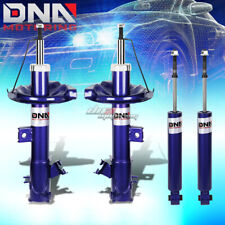 DNA FOR 03-07 NISSAN MURANO FRONT+REAR OE SUSPENSION SHOCKS ABSORBER STRUTS BLUE