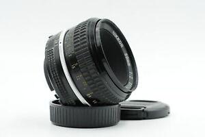 Nikon Nikkor AI 50mm F2 Lens 50/2 #477