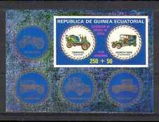 Equatorial Guinea 1976 Cars/Motors impf m/s (n24025)