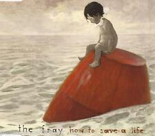 THE FRAY - How To Save A Life (UK 2 Tk CD Single Pt 1)
