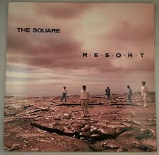The Square: R.E.S.O.R.T. Japanese Jazz Fusion LP 1985 Master Sound Audiophile NM