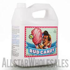 Advanced Nutrients Bud Candy 4L Hydroponics Bud Sweetener, 4 Liter